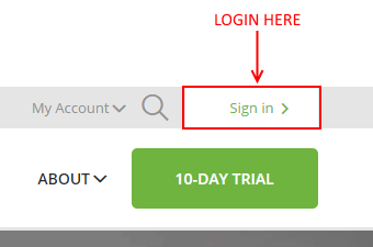 Login - Sign In