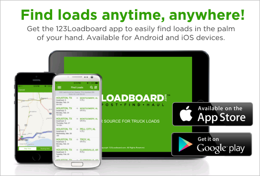 Load Board App For Truckers