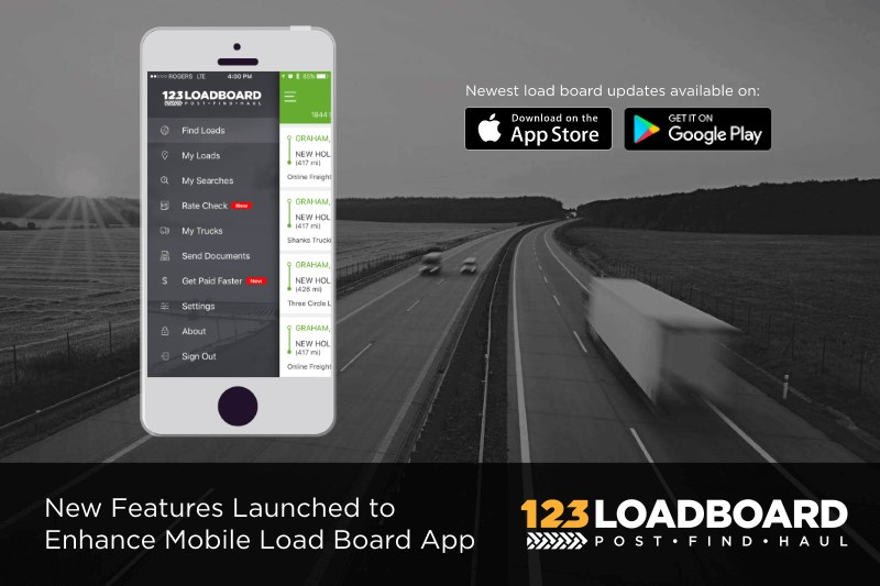 Load Board App Update