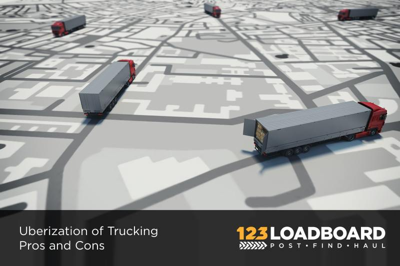 Uberization of Trucking