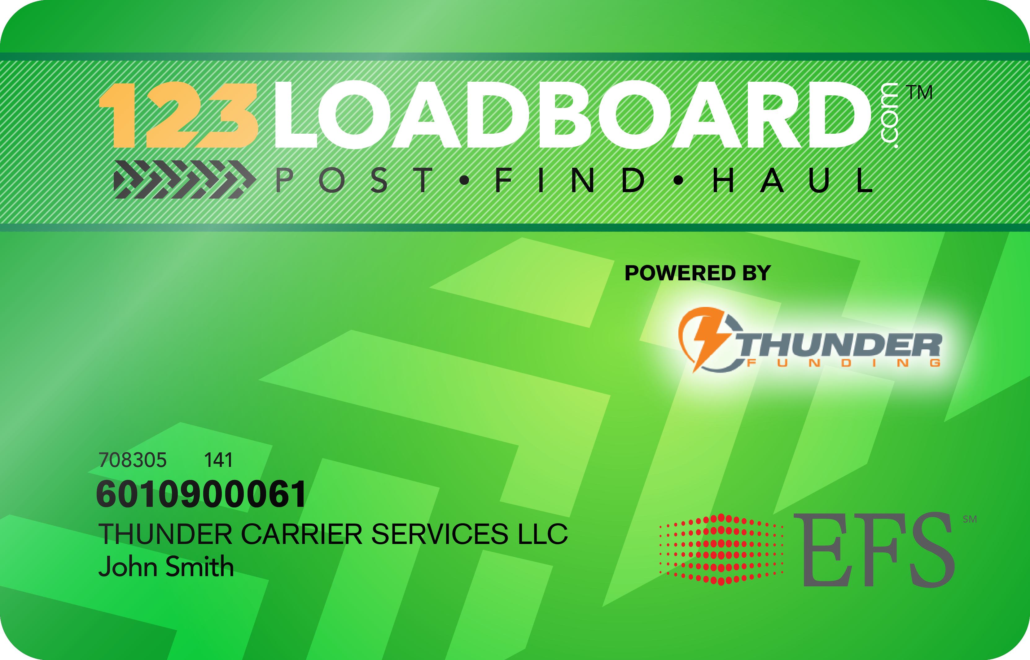 123Loadboard introduces a fuel card program that rewards