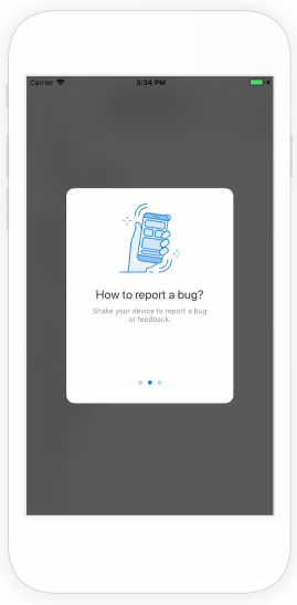 How to report a bug
